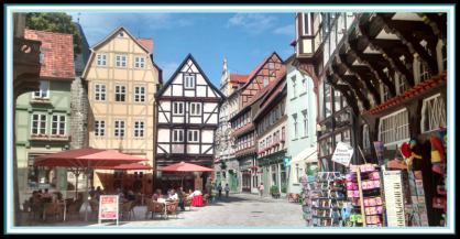 Der individuelle Reiseleiter im Harz/Quedlinburg