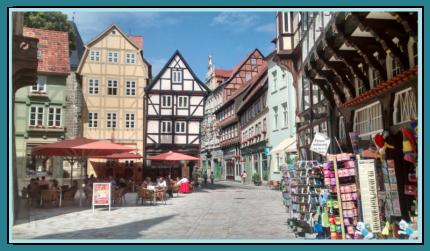 Der individuelle Reiseleiter + Gästeführer im Harz/Quedlinburg