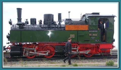 Der individuelle Reiseleiter + Gästeführer im Harz/HSB